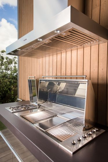 Outdoor Bbq Ventilation Solair